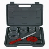 Carbide Coated Hole Saw Set